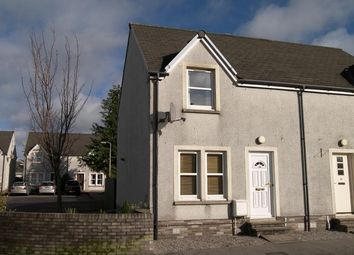 Thumbnail 2 bed end terrace house to rent in Marle Street, Castle Douglas