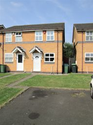 Thumbnail 2 bed semi-detached house to rent in Waterway Drive, Birmingham