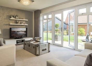 """Thumbnail 3 bed terraced house for sale in """"Leeman"""" at Locksbridge Road, Picket Piece, Andover"""