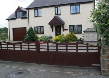 Thumbnail 5 bed detached house for sale in Catherine's Gate, Merlins Bridge, Haverfordwest