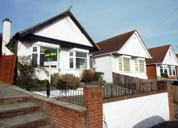 Thumbnail 2 bed bungalow for sale in Coxford Road, Southampton