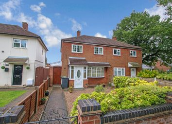 Thumbnail 2 bed semi-detached house for sale in Ash Grove, Hockley, Tamworth
