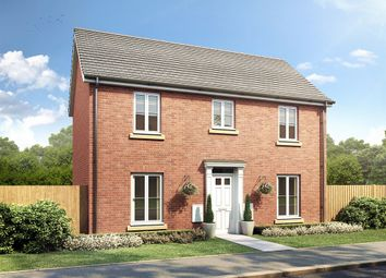"Thumbnail 3 bed detached house for sale in ""The Balmoral"" at Carsons Drive, Great Cornard, Sudbury"