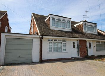 Thumbnail 2 bed semi-detached house for sale in Walnut Walk, Polegate