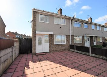 Thumbnail 3 bed end terrace house for sale in Hookstone Drive, Little Sutton, Ellesmere Port