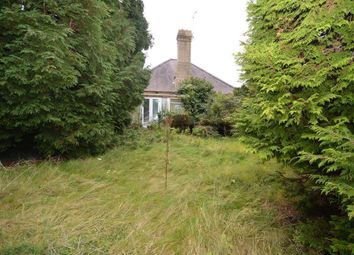 Thumbnail 2 bed bungalow for sale in William Street, Narborough, Leics