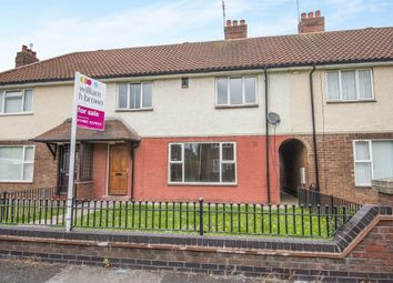 Thumbnail 4 bedroom terraced house for sale in Hornby Grove, Hull