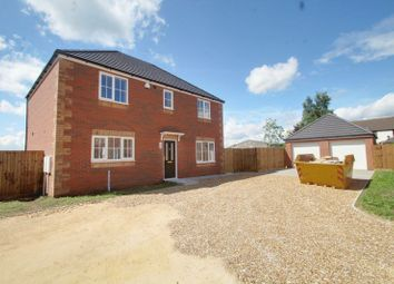 Thumbnail 4 bedroom detached house for sale in Last Plot Remaining At Hollow Road, Ramsey Forty Foot, Huntingdon