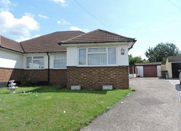 Thumbnail 2 bed bungalow for sale in Sundridge Close, Dartford