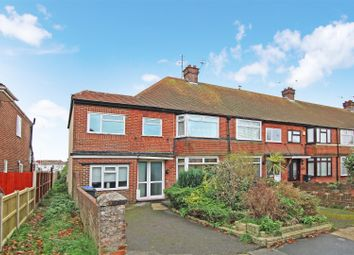 Thumbnail 6 bed end terrace house for sale in King Edward Avenue, Broadwater, Worthing