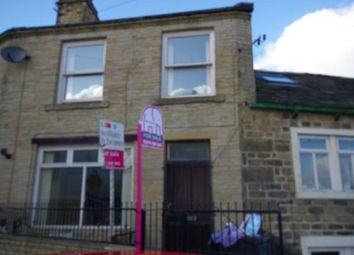 Thumbnail 2 bed terraced house for sale in Albion Road, Bradford