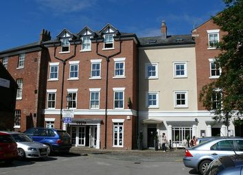 Thumbnail 2 bedroom flat to rent in Chatterton House, Church Lane, Nantwich, Cheshire