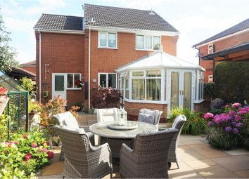 Thumbnail 4 bed detached house for sale in Brocklehurst Drive, Edwinstowe