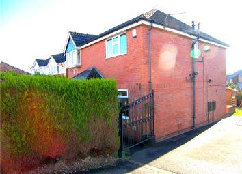 Thumbnail 2 bed semi-detached house for sale in Cedar Grove, Broadmeadows, South Normanton, Alfreton