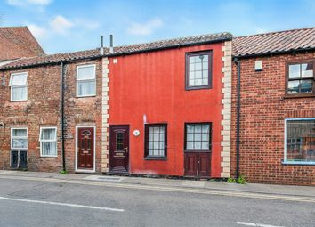 Thumbnail 1 bed terraced house for sale in West Street, Wisbech