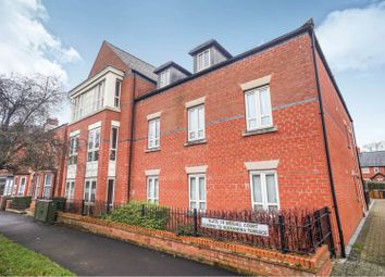 Thumbnail 2 bed flat for sale in Witham Road, Woodhall Spa