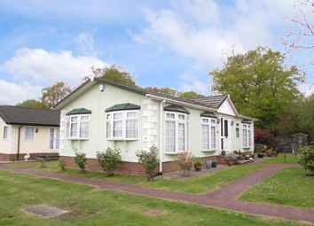 Thumbnail 2 bed mobile/park home for sale in Station Road, Nettlestead, Maidstone, Kent
