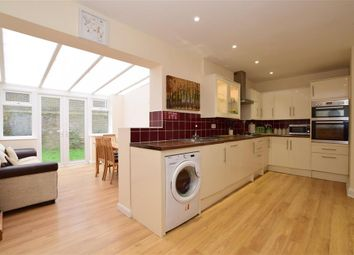 Thumbnail 3 bedroom terraced house for sale in Broadwater Way, Worthing, West Sussex