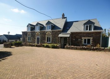 Thumbnail 5 bed property for sale in West Taphouse, Lostwithiel