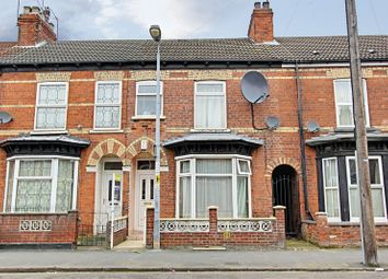 Thumbnail 3 bedroom terraced house for sale in Belvoir Street, Hull