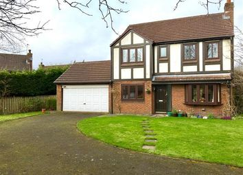 Thumbnail 4 bed detached house for sale in Bittern Grove, Macclesfield