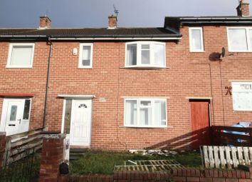 Thumbnail 2 bed terraced house for sale in Edward Street, Hebburn