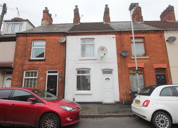 3 bed terraced house for sale in Manor Street, Hinckley LE10