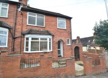 Thumbnail 3 bedroom end terrace house for sale in Cranbury Road, Reading, Berkshire
