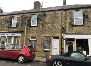 Thumbnail 2 bed terraced house to rent in Bridge Street, Amble, Northumberland