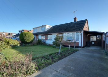 Thumbnail 2 bed semi-detached bungalow for sale in Nutcombe Crescent, Ashingdon, Rochford