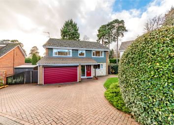 5 bed detached house for sale in Redcrest Gardens, Camberley GU15