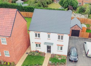 Thumbnail 3 bed detached house for sale in Minutes From Leamington, Stamp Duty, Part-Ex, Help To Buy Deposit