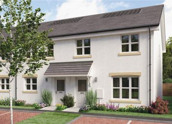 "Thumbnail 3 bedroom mews house for sale in ""Munro End"" at Mayfield Boulevard, East Kilbride, Glasgow"