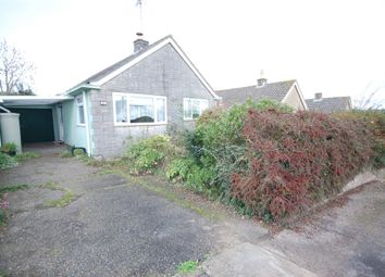 Thumbnail Detached bungalow for sale in Wychall Park, Seaton