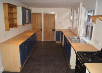 Thumbnail 4 bed terraced house to rent in St Dunstans Crescent, Battenhall, Worcester