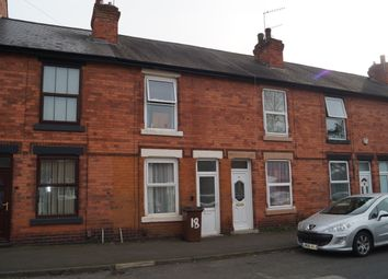 Thumbnail 2 bed terraced house to rent in Vernon Avenue, Nottingham