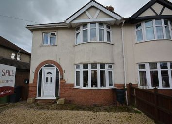 Thumbnail 3 bed semi-detached house for sale in Seaton Avenue, Tupsley, Hereford