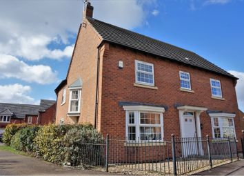 Thumbnail 4 bed detached house for sale in Lady Hay Road, Glenfield