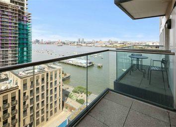 Thumbnail 2 bedroom flat to rent in City Peninsula, 25, Barge Walk, London