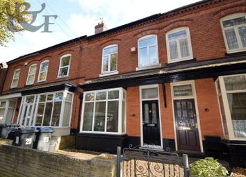 Thumbnail 2 bed terraced house for sale in Dean Road, Erdington, Birmingham