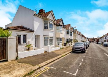 Thumbnail 3 bedroom flat for sale in Linton Road, Hove