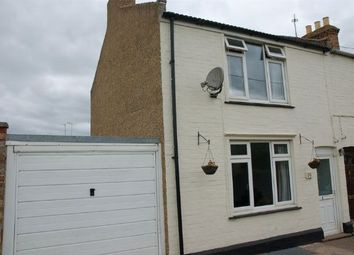 Thumbnail 2 bedroom semi-detached house for sale in Prince Of Wales Row, Moulton Village, Northampton