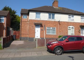 Thumbnail 3 bed semi-detached house for sale in Duncan Road, Leicester