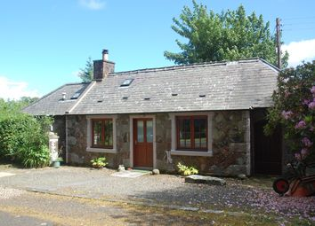 Thumbnail 2 bed cottage for sale in Kilterliltie Cottage, Barncrosh, Castle Douglas