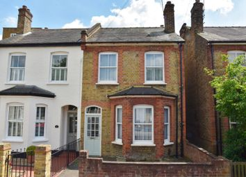 Thumbnail 3 bed semi-detached house for sale in Haggard Road, Twickenham