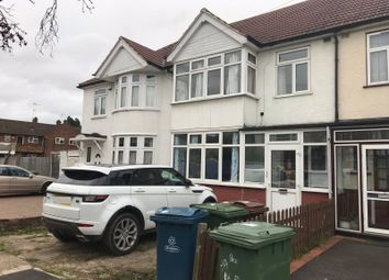 Thumbnail 3 bed semi-detached house to rent in Moat Drive, Harrow