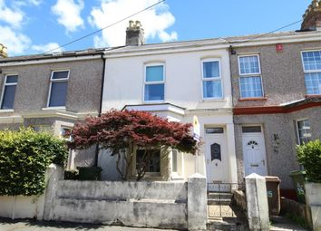Thumbnail 3 bedroom terraced house for sale in Whitleigh Avenue, Plymouth