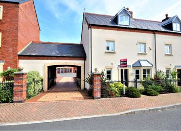 Thumbnail 3 bed town house for sale in Middleton Road, Fulwood, Preston, Lancashire