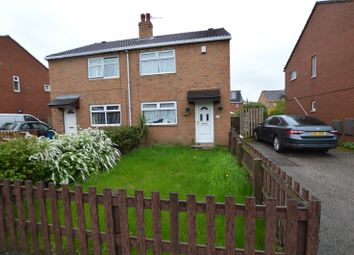 Thumbnail 2 bedroom semi-detached house for sale in Spring Close Avenue, Leeds, West Yorkshire