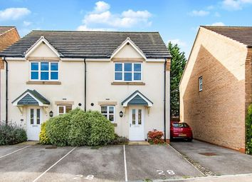Thumbnail 2 bed semi-detached house to rent in Bishops Gate, Lincoln